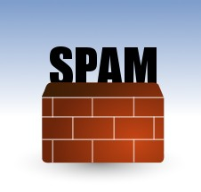 Spam block image
