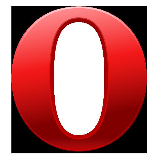 متصفح الانترنت اوبرا الشهير Opera opera-logo.png